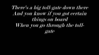 Johnny Cash - Rock Island Line with lyrics