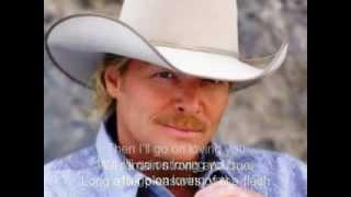 I'll Go On Loving You (Alan Jackson) Lyrics
