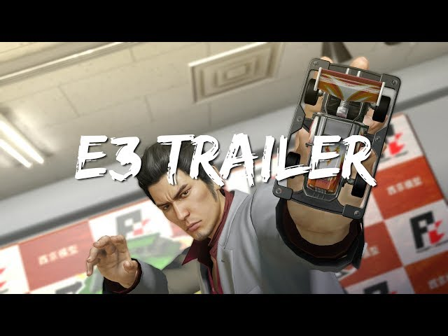 Yakuza: Kiwami Trailer