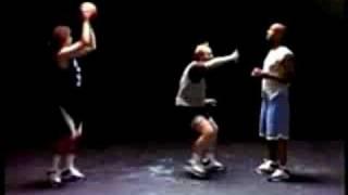 Баскетбол, породия на africa freestyle