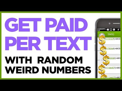 Earn PayPal Money For Receiving Text Messages – Make Money Online