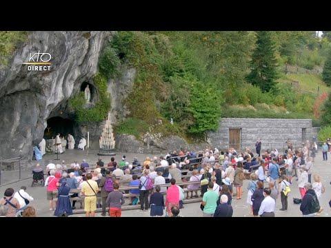 Messe du 15 septembre 2020 à Lourdes