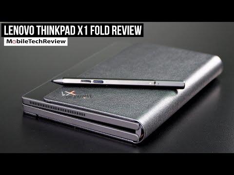 External Review Video xRqWYqGQgsc for Lenovo ThinkPad X1 Fold