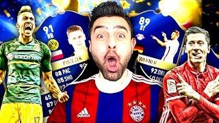ALMANYA LIGI TOTS ÇIKDIII ! Fifa 17 Fut Draft Survivor