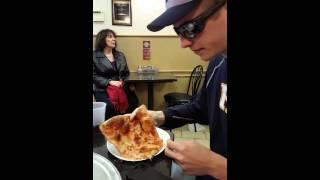 Ernesto's Pizza Review