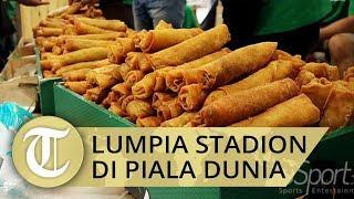 Sambut Piala Dunia U-20, Surabaya Promosikan Lumpia Stadion untuk Suporter