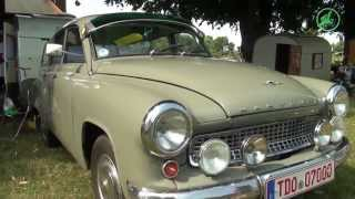 preview picture of video '2.Oldtimer-Treffen a la DDR'