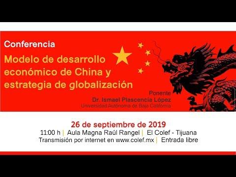 , title : 'Modelo de desarrollo económico de China y estrategia de globalización'