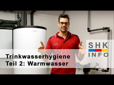 Trinkwasserhygiene Teil 2: Der Warmwasserspeicher