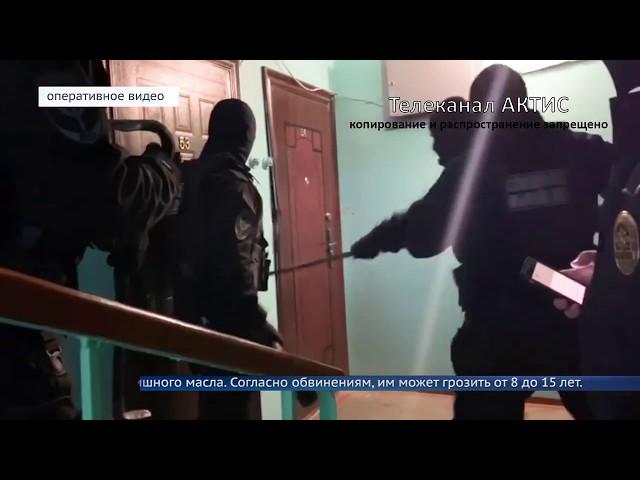 Очередных дилеров задержали в Ангарске