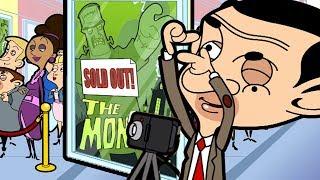 Movie Bean   Funny Clips   Mr Bean Cartoon World