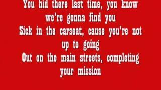 Two Door Cinema Club - Undercover Martyn Lyrics