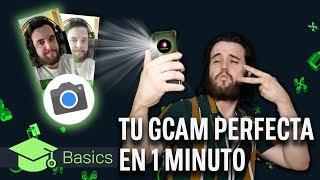 Encuentra la GCAM perfecta para tu móvil en menos de 1 minuto con GCAMATOR | Xataka Basics