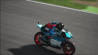 MotoGP 20 – Career Mode    Race #4 – Italy (Mugello)    Ultimate Racing Skills