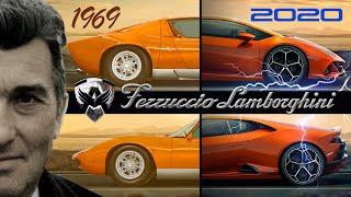 Ferruccio Lamborghini no solo Fabricaba Autos Deportivos