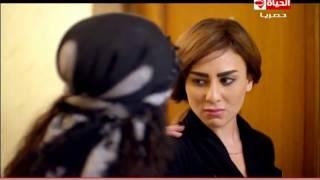 """شاهد لحظة كشف """"لامار"""" زوجة """"مصطفى شعبان"""" لخيانة أعز صديقتها لها ... الحلقة 24 من أمراض نسا"""""""