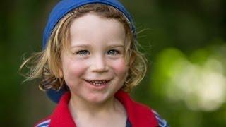 How To Photograph Kids, Babies, Children: A Portrait Tutorial
