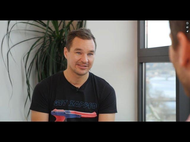 ByznysPark w/ Martin Půlpitel: Ackee vytváří mobilní aplikace za miliony