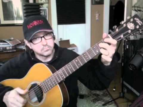 Lick Of The Day by WILL KIMBROUGH Award-Winning Guitarist (12-14-2011)