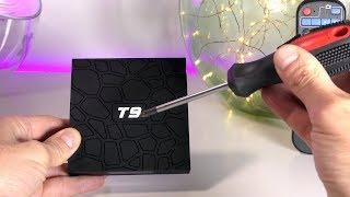 Sunvell T9 TV BOX firmware Flashing 4/32GB version - Thủ thuật máy