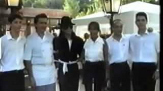 Sergio Cortés Doble De Michael Jackson (1994.Elvis Museum Promotion)