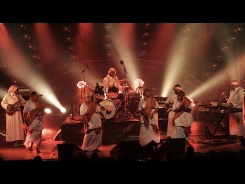 Gargar à Babel Med Music 2014 (Live)