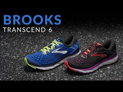 Brooks Transcend 6 - Running Shoe Overview