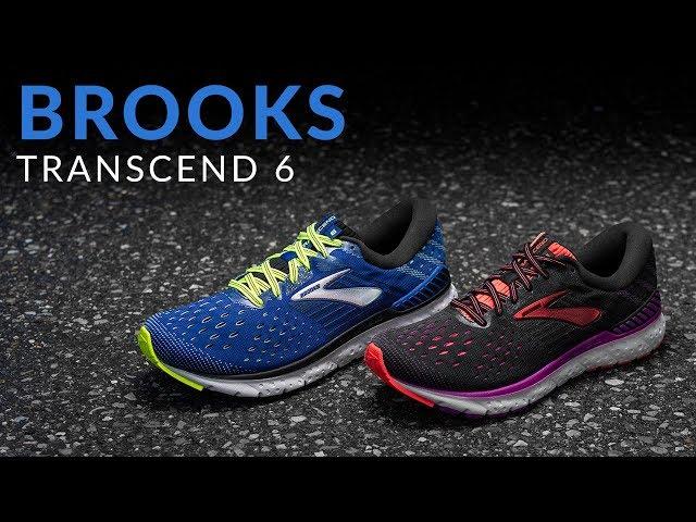 Brooks Transcend 6 Review - Best