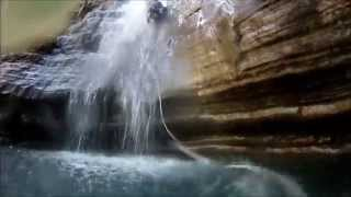 preview picture of video 'Barranco del Furco. Broto'