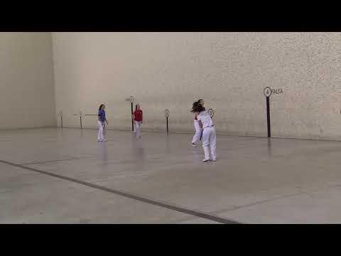 Cto Navarro Paleta Goma Femenina 2 Categoría 141120 Video 1