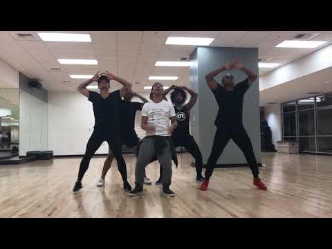 Shangela BTS LA DragCon Rehearsal
