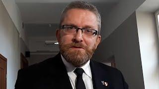 SE. Grzegorz Braun BEZ MASECZKI w sądzie: Prosta droga do ZNIEWOLENIA!