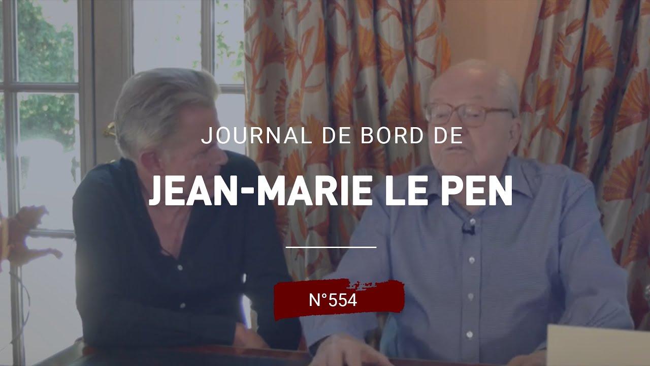 Journal de bord n°554