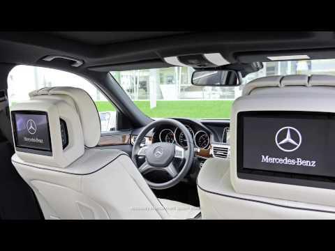 2014 E-Class Walk Around -- Mercedes-Benz