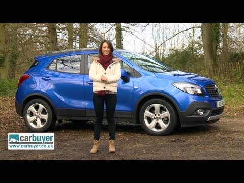Vauxhall Mokka SUV Review Video