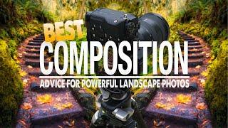 The Best COMPOSITION Advice I've EVER HEARD!! Landscape Photography