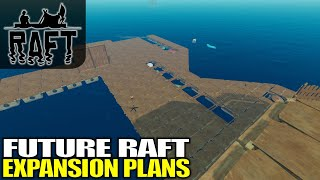WILL THIS RAFT BE TOO BIG?   Raft   Let's Play Gameplay   S04E08