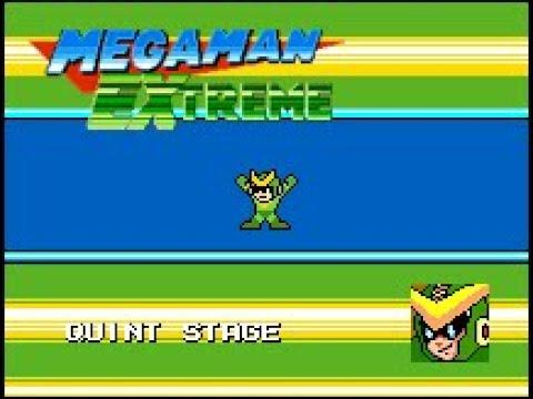 MegaMan EXtreme - Quint (Background Music)