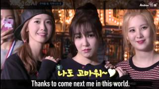 [Ch.SNSD]Message for Tiffany