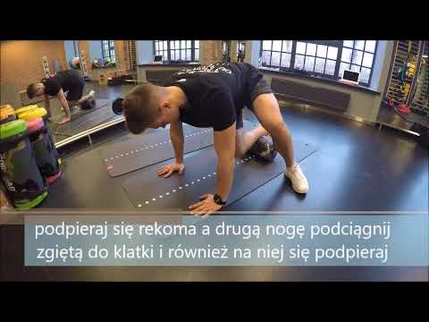 Ćwiczenia na mięśnie pleców kręgu