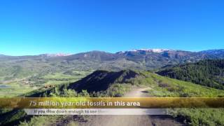 This is the desecnt of the North Rim Trail in Snowmass Village from the bench to Sinclair road. I filmed this with a GoPro 4K with a Karma grip and 2X speed.