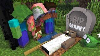 Video Monster School : RIP Granny Horror Game Challenge - Minecraft Animation MP3, 3GP, MP4, WEBM, AVI, FLV September 2019
