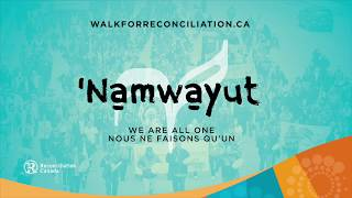 Walk for Reconciliation - September 24