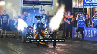Top fuel, Nitro Thunder, Sydney Dragway - May 4th, 2019