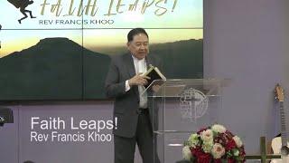 Faith Leaps!