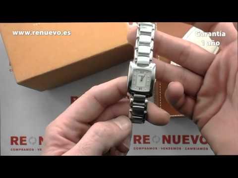 Reloj EBEL Brasilia de segunda mano E248163
