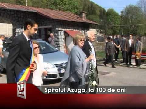 SPITALUL AZUGA, LA 100 DE ANI