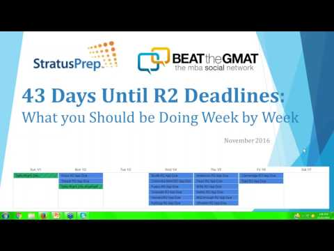 43 Days Until R2 Deadlines: What Should YOU Be Doing