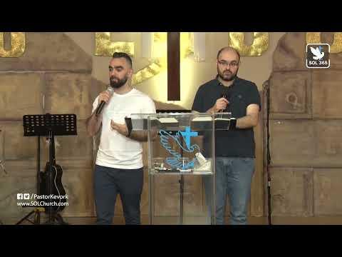 Թշնամին Չ'ուզեր որ Աշակերտներ Ոտքի Ելլեն Ծառայելու - Հովիւ Դաւիթ Մաջուլեան