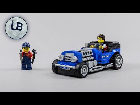 Vidéo LEGO Objets divers 40409 : Le Hot Rod